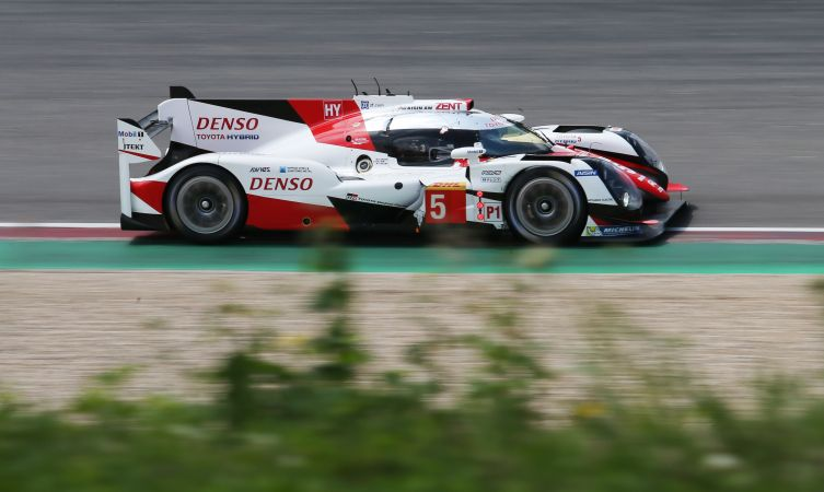 Toyota Racing TS050 World Endurance Championship. 6 Hours of Nurburgring 21st - 24th July 2015. Nurburgring Circuit, Germany.