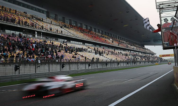 Toyota Racing TS050 World Endurance Championship. 6 Hours of Shanghai Shanghai International Circuit, China. 3rd-6th November 2016