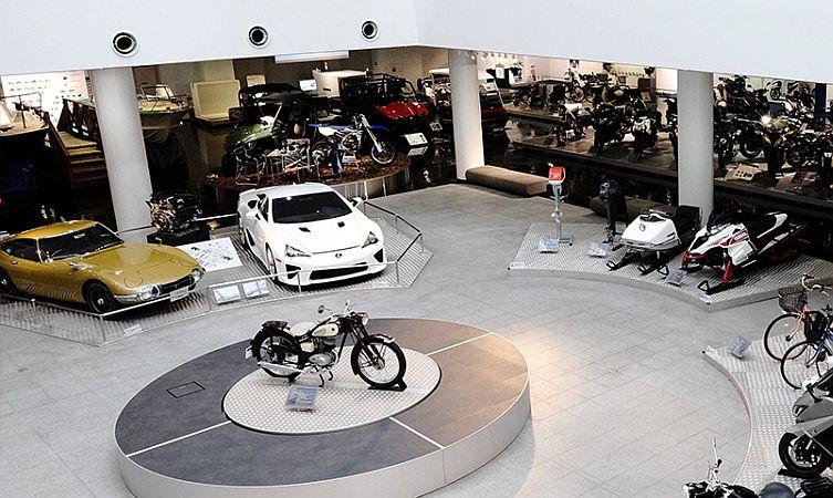 yamaha-showroom