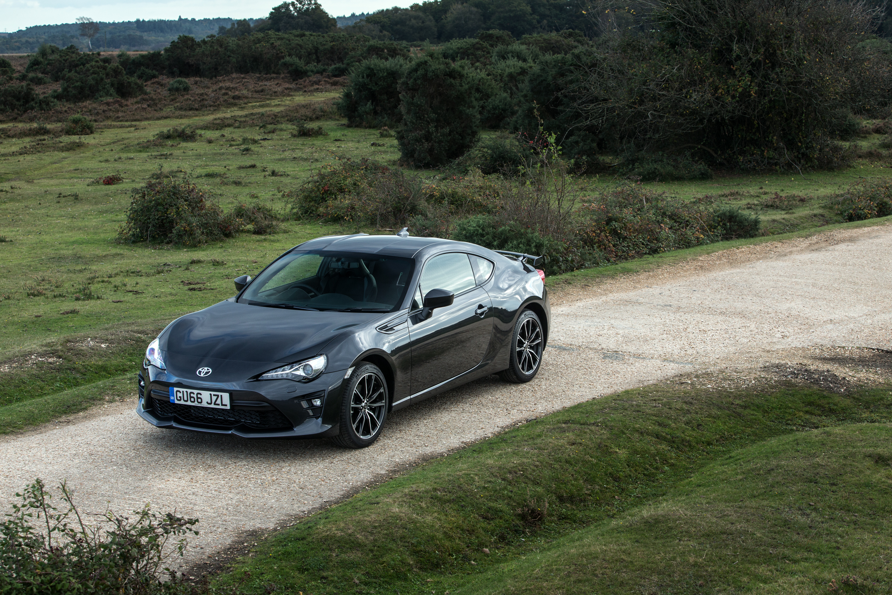 New Toyota GT86 12