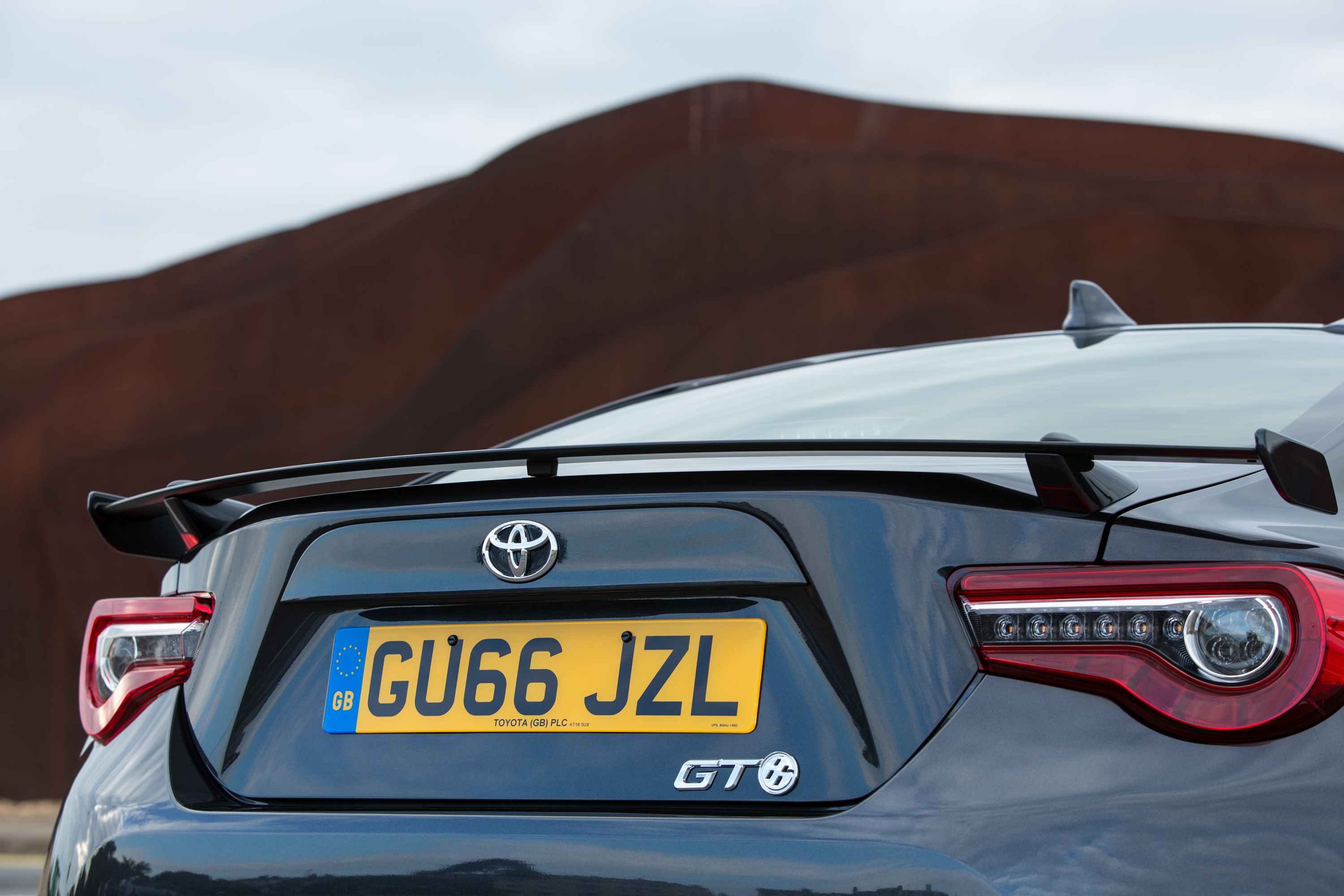 New Toyota GT86 22