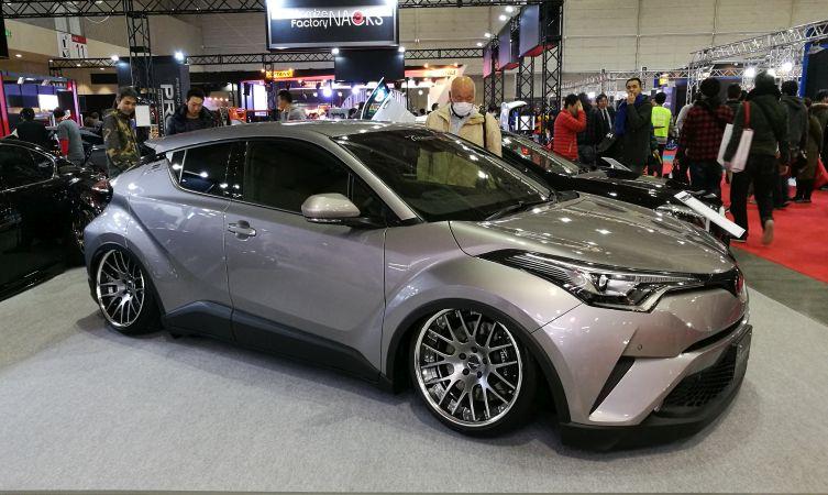 Toyota At The 2017 Tokyo Auto Salon Toyota
