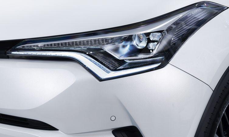 Toyota Official Site >> C-HR parking sensors - Toyota