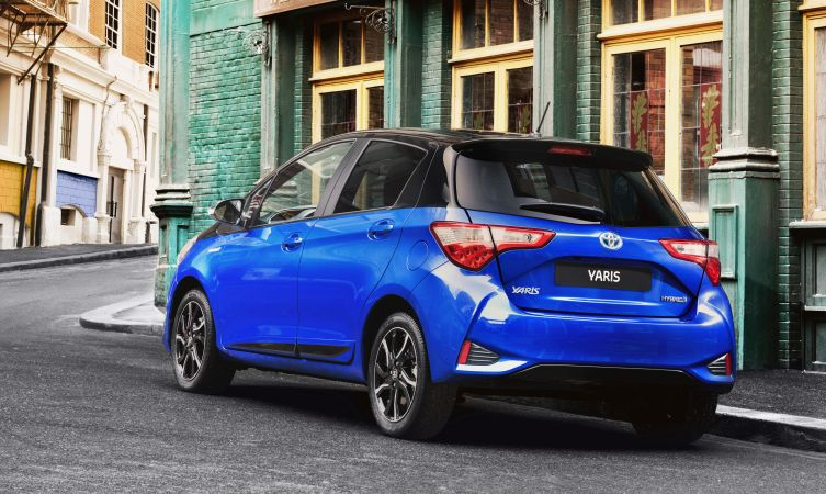 History Of The Toyota Yaris Toyota