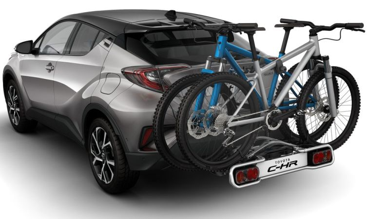 Rav4 Towing Capacity >> Toyota C-HR: What option packs are available? - Toyota