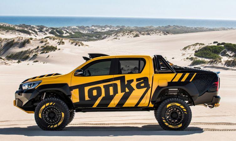 Hilux Tonka Concept