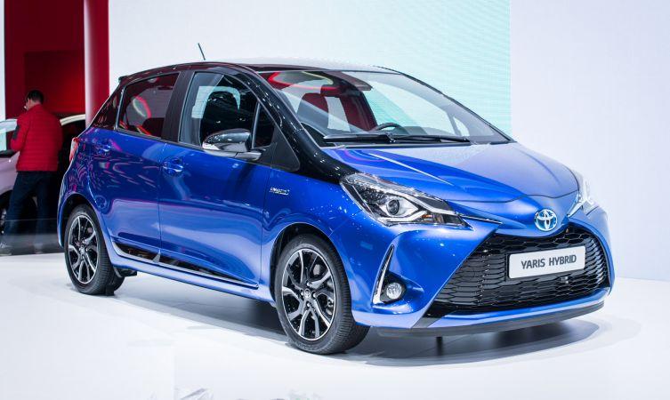 2017 Yaris Details Revealed At Geneva Motor Show Toyota