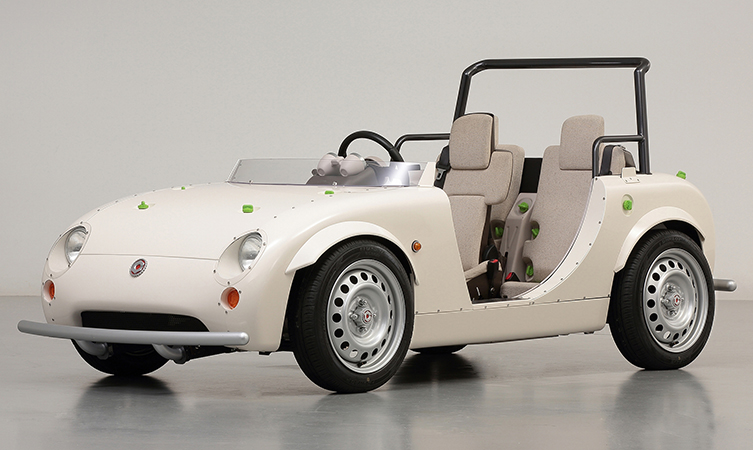 Toyota Camatte Teaching Kids How To Drive Toyota