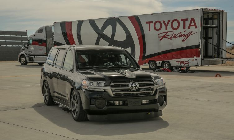 world's fastest SUV