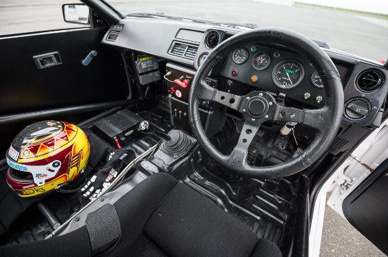 CHMS AE86 Toyota Corolla GT
