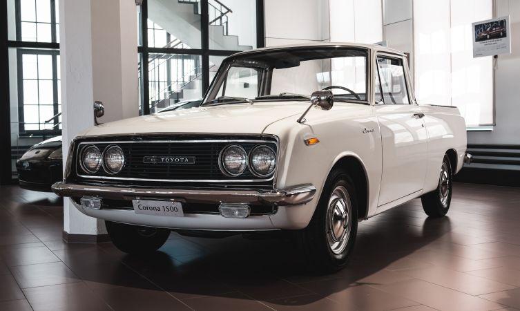 Toyota Corona pick-up