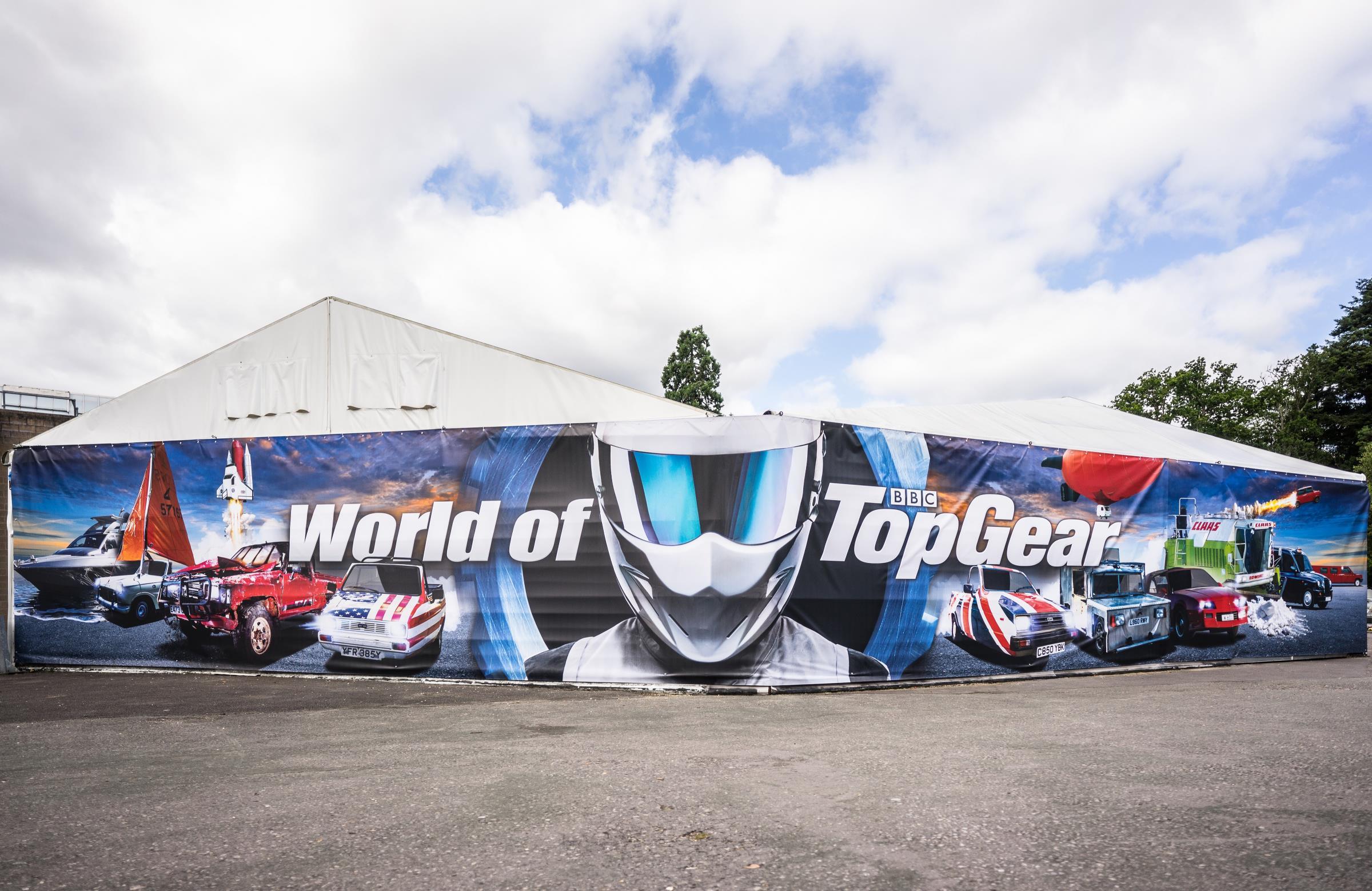 World of Top Gear, Beaulieu