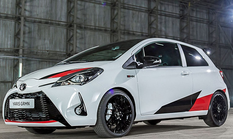 Image result for Toyota Yaris GRMN – A Review