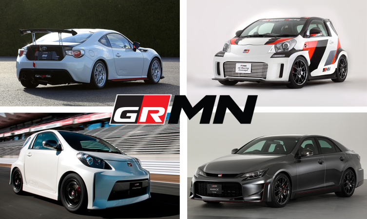 Toyota GRMN cars