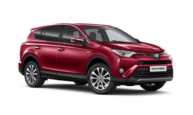 more hybrid models lead revisions for 2018 toyota rav4 toyota uk 2018 toyota rav4