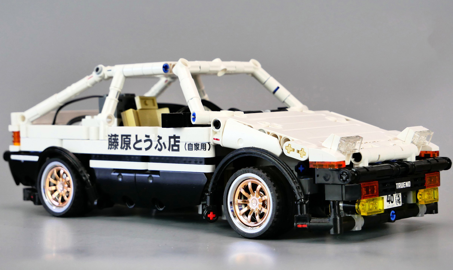 six of our favourite lego toyota models toyota. Black Bedroom Furniture Sets. Home Design Ideas
