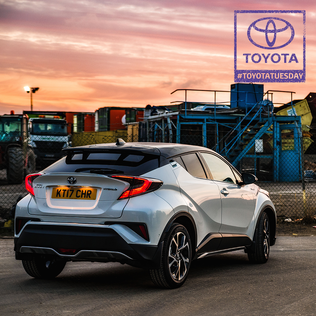 Toyota Tuesday - May 2017