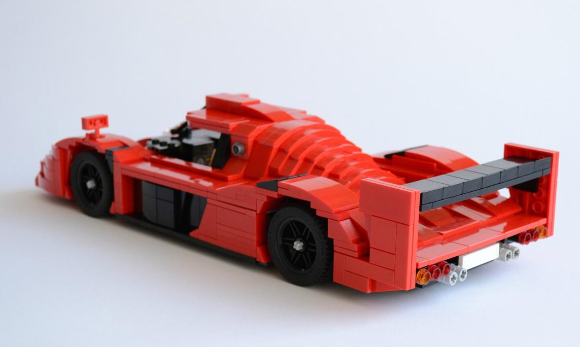 Lego Toyotas