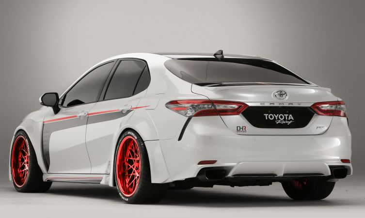 Sema Camry Dh on Toyota Camry 2 Engine Modifications
