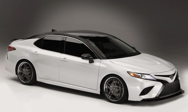 What Happens When Nascar Drivers Modify A Toyota Camry