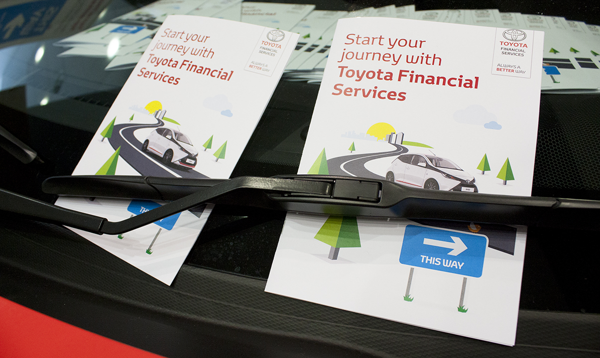 Toyota Opens Doors For Young People At Surrey Careers Fair