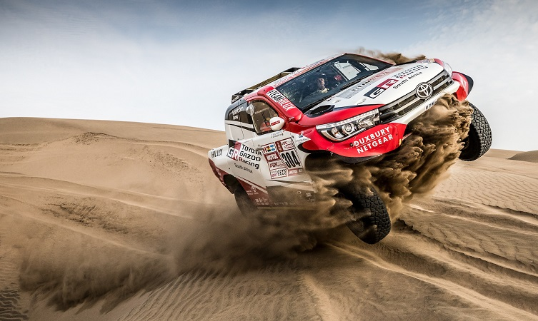 2018 Dakar Rally: everything you need to know - Toyota