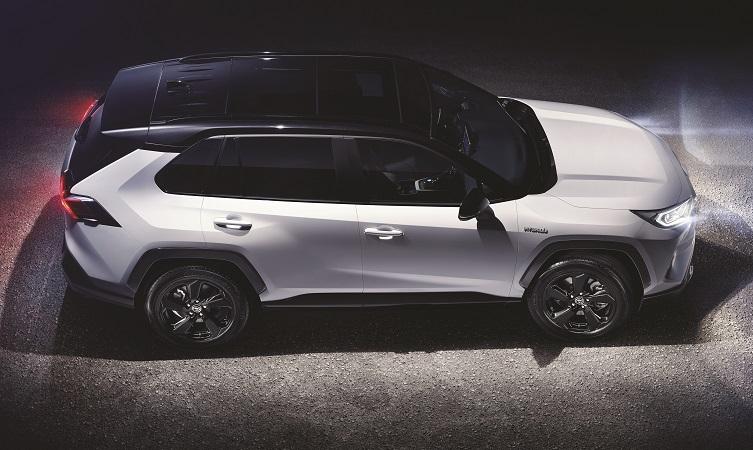 2019 Toyota Rav4 Revealed Toyota