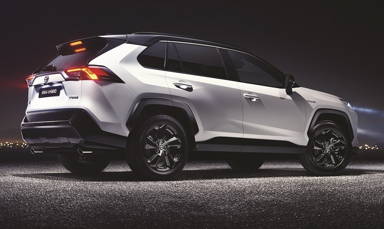 Explore The New 2019 Toyota Rav4 Hybrid Design Toyota