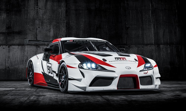 2018 Geneva Motor Show: Toyota GR Supra Racing Concept
