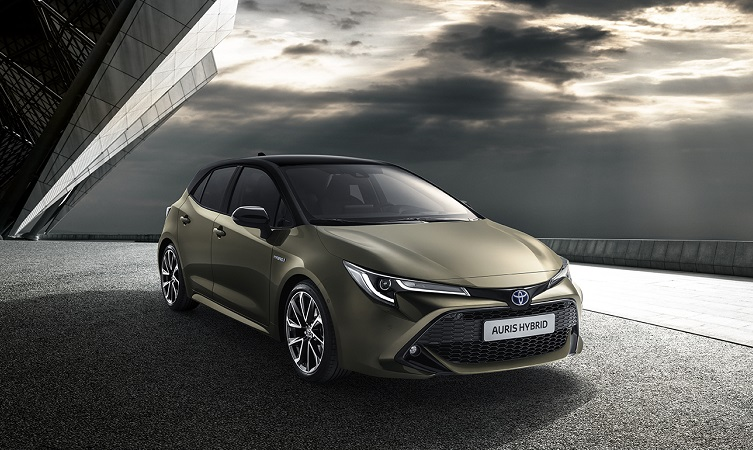 Introducing The New Toyota Auris Toyota