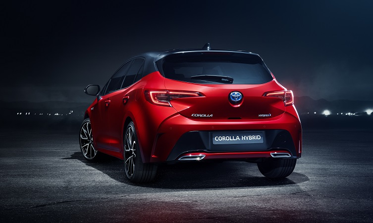 Explore The New 2019 Toyota Corolla Design Toyota