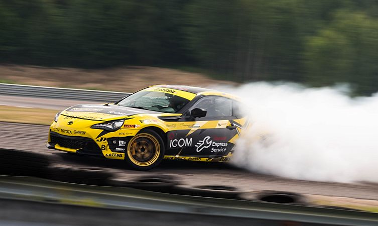 Fredric Aasbø to smoke his mighty GT86 through Liverpool