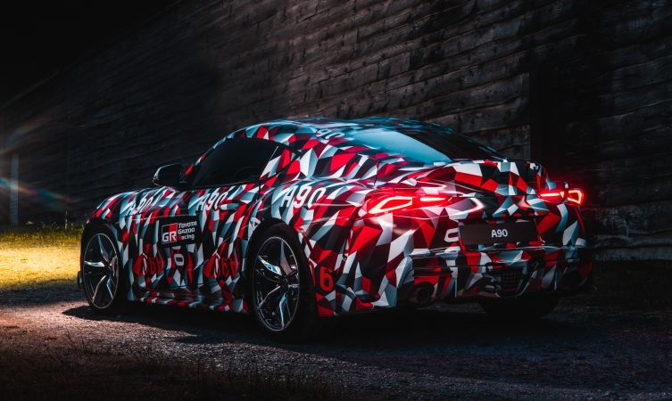 b59ceff498 To be sure of snapping up one of the first units in Europe available during  2019, customers can now place an official online reservation through  Toyota's ...
