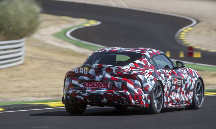 New Toyota Supra: the early reviews are in! - Toyota