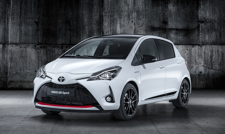 yaris gr sport to make world debut at paris motor show toyota. Black Bedroom Furniture Sets. Home Design Ideas