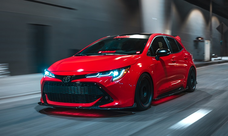 Toyota Reveals Five Cool Corolla Projects At Sema Toyota