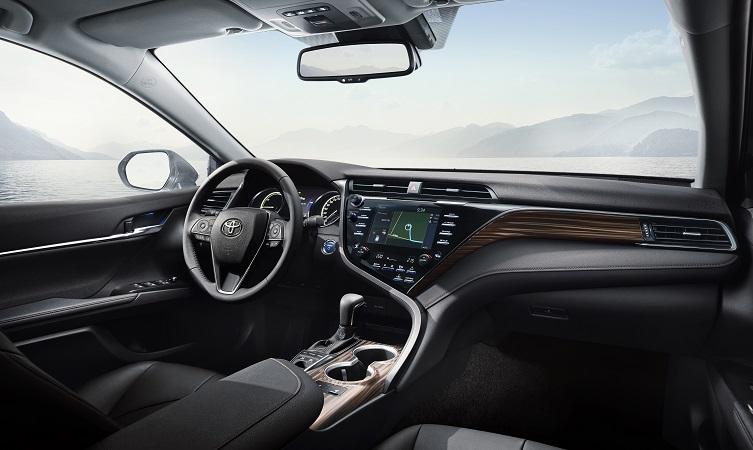 Explore The New 2019 Toyota Camry Hybrid Design Toyota