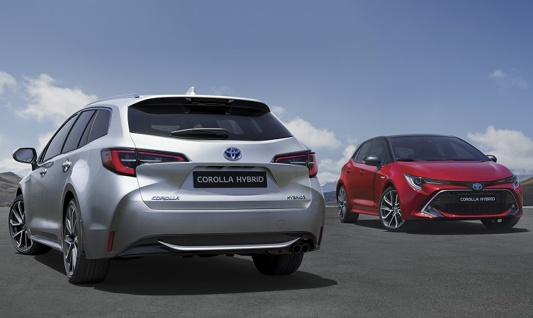 2019 Toyota Corolla Uk Grade Structure And Pricing Toyota