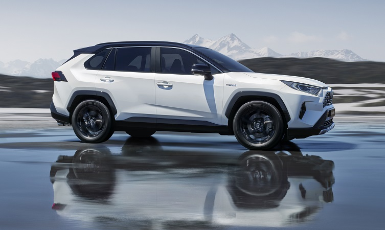 Introducing The New 2019 Toyota Rav4 Hybrid Toyota