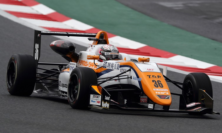 Toyota's motorsport successes 2018 F3 champion