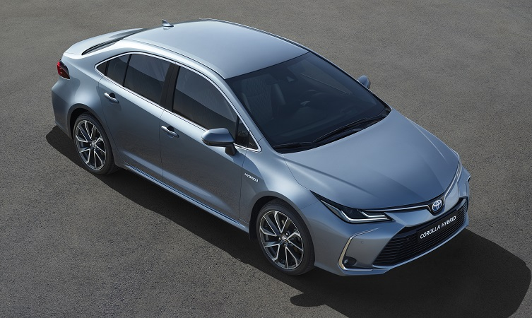 Introducing The New 2019 Toyota Corolla Saloon Toyota