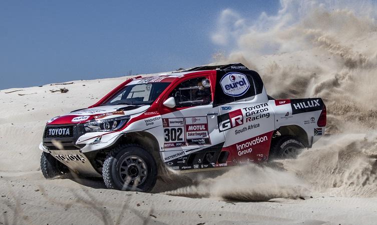 Hilux Dakar Rally