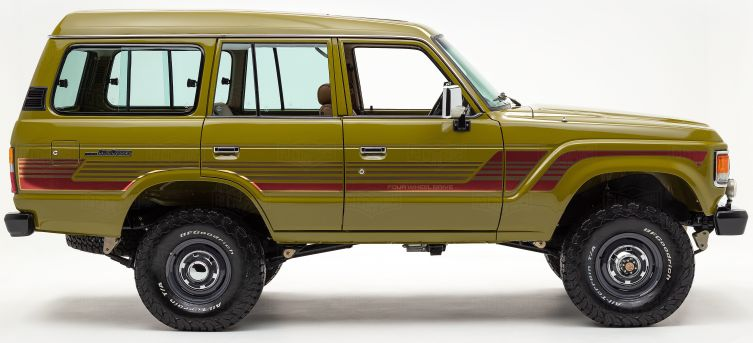 Land Cruiser Restoration >> Is The 60 Series Land Cruiser The Next Big Thing For Toyota