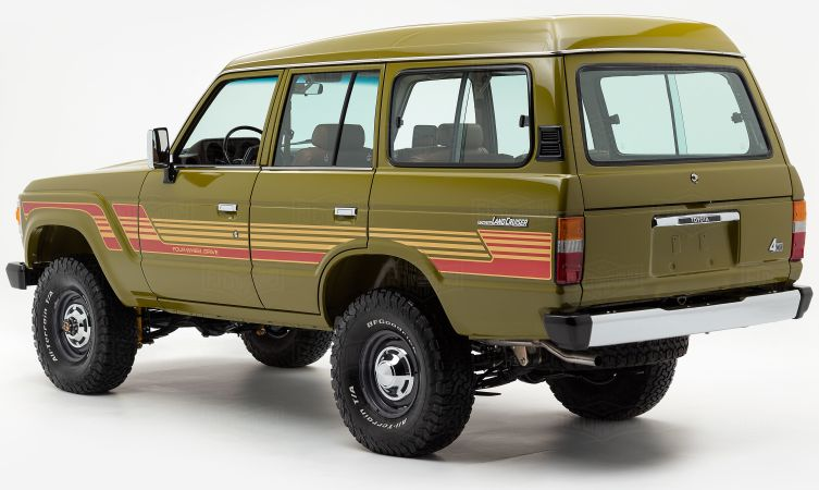 Is the 60-series Land Cruiser the next big thing for Toyota