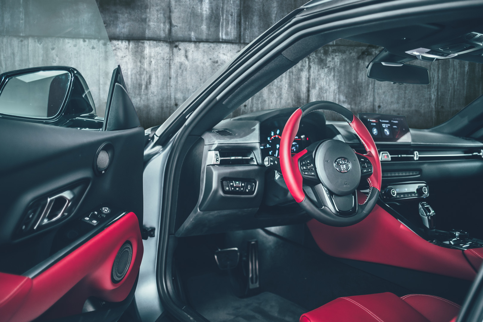 Toyota GR Supra A90 Edition - 16