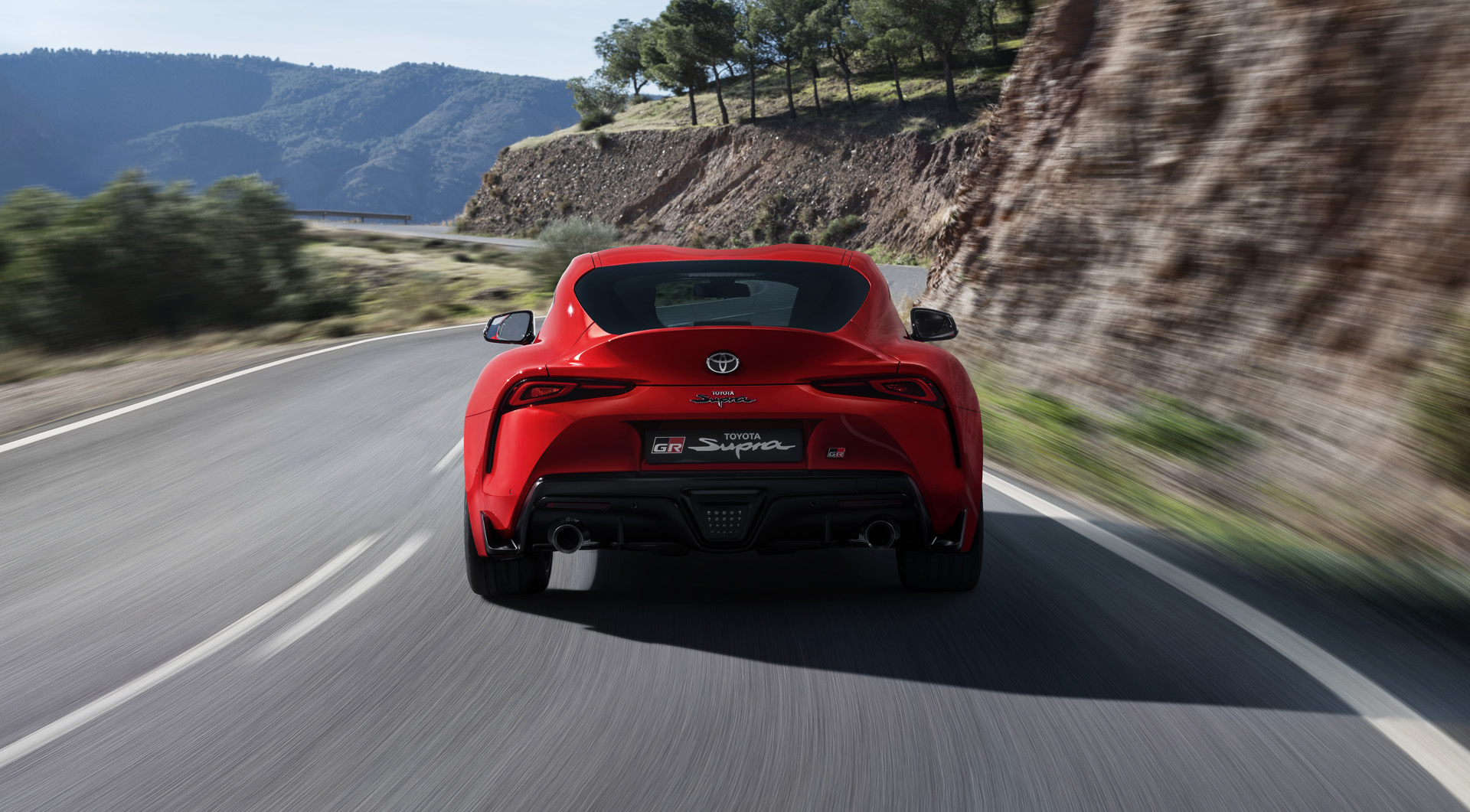 New Toyota GR Supra: design, technology and performance - Toyota
