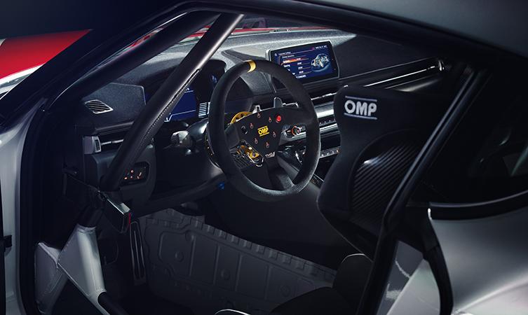 Supra GT4 Concept