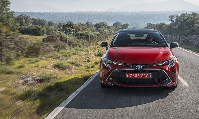 Toyota Corolla review - Parkers