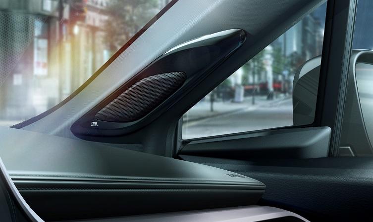 In-car speaker