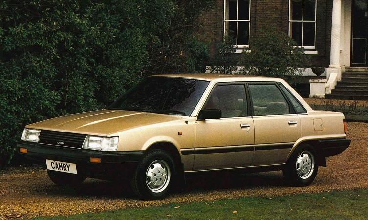 1983 Toyota Camry GL